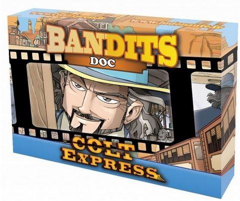 Colt Express bandit-Doc Jeux