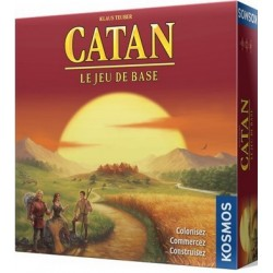 Catan (les colons de Catane)
