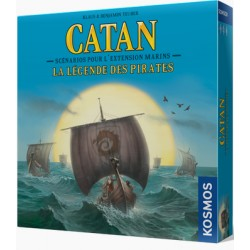 Catan: La Légende des Pirates