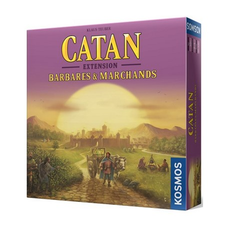 Catane - Barbares et Marchands