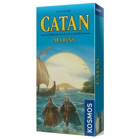 Catane - Marins 5/6 joueurs