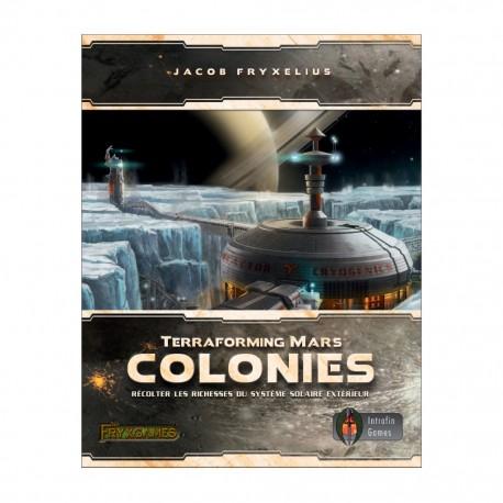 Terraforming Mars VF : Colonies