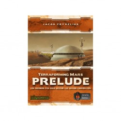 Terraforming Mars VF : Prélude