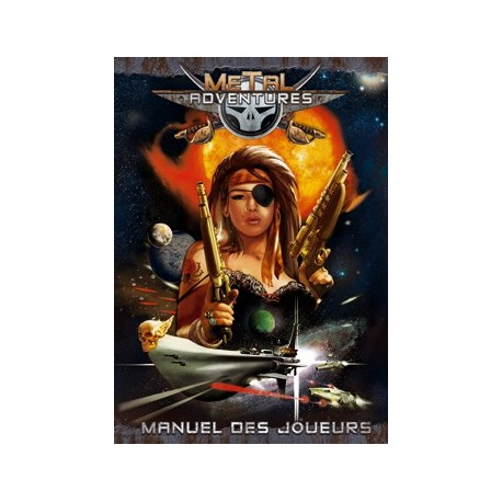 Metal Adventures - livre de base