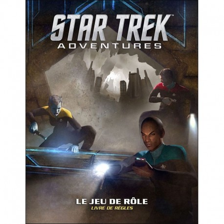 Star Trek Aventures - Livre de règles