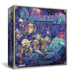 Masmorra : base + 2 extensions - occasion B+