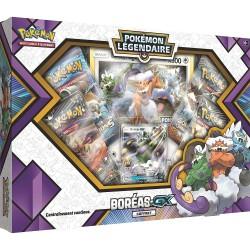 Coffret Pokémon Légendaire : Boréas-GX