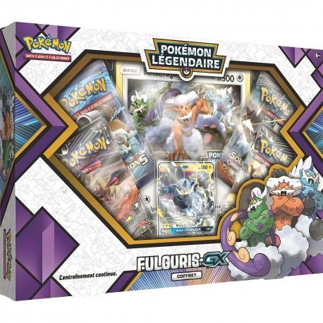 Coffret Pokémon Légendaire : Fulguris-GX