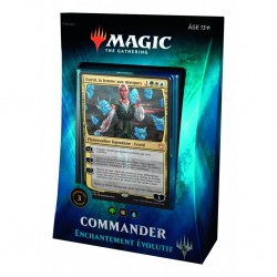 Magic Commander 2018 : Enchantement Evolutif