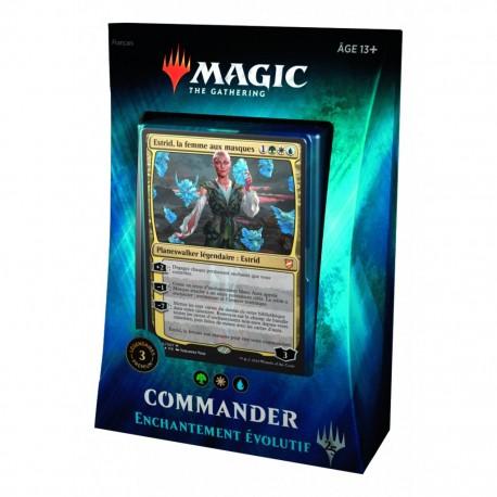 Magic Commander 2018 : Enchantement Evolutif