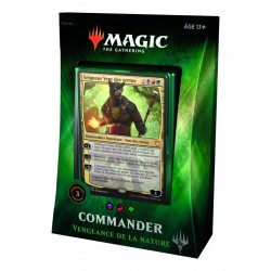 Magic Commander 2018 : Vengeance de la Nature