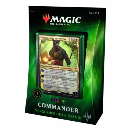 Magic Commander 2018 : Vengeance de la Nature