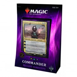 Magic Commander 2018 : Réalité Subjective