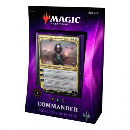 Magic Commander 2018 : Réalité Subjective