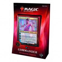 Magic Commander 2018 : Invention Exquise