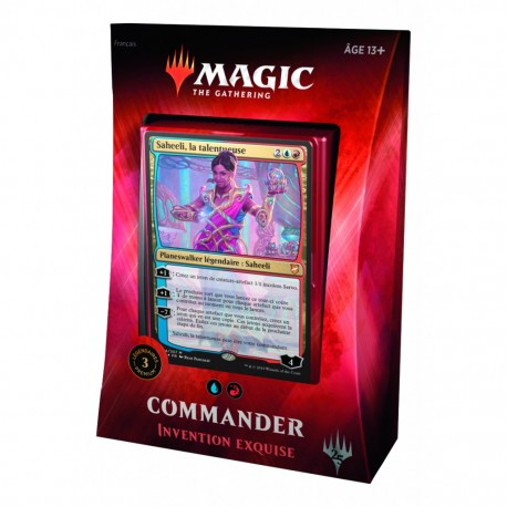 Magic Commander 2018 : Invention Exquise