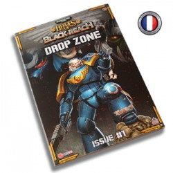 Heroes of Black Reach - Drop Zone 1 pas cher