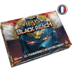 Heroes of Black Reach - Renforts Ultramarines pas cher