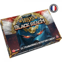 Heroes of Black Reach - Ultramarines reinforcement