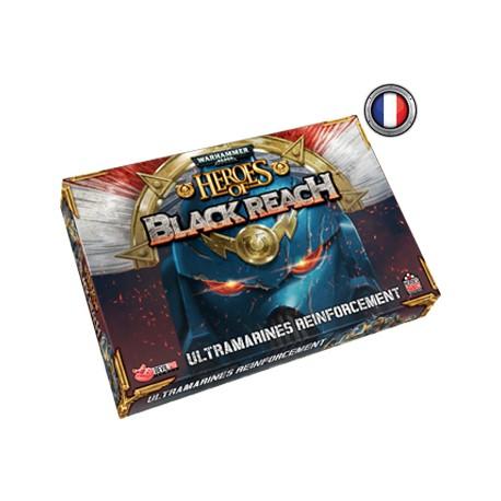 Heroes of Black Reach - Ultramarines reinforcement
