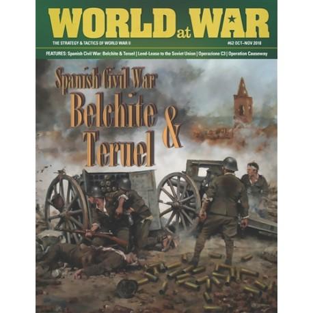 World at War 62 - Spanish Civil War Battles