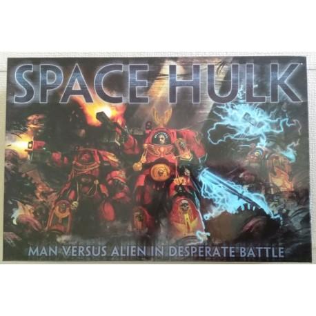 Space Hulk - réédition 2014