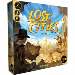 Lost Cities : Le Duel pas cher