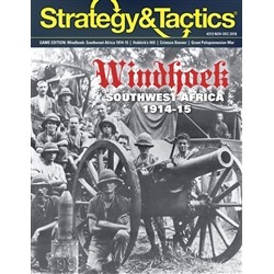 Strategy & Tactics 313 : Windhoek