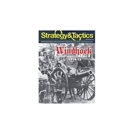 Strategy & Tactics 313 : Windhoek