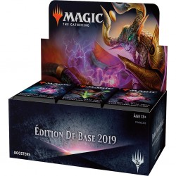 Magic the Gathering : Edition de Base 2019 - Display 36 Boosters FR