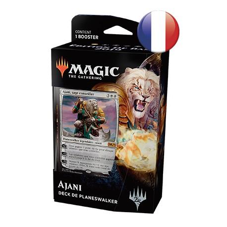 Magic the Gathering - Deck de Planeswalker : Ajani