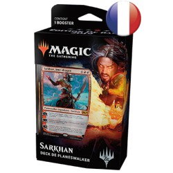 Magic the Gathering - Deck de Planeswalker : Sarkhan