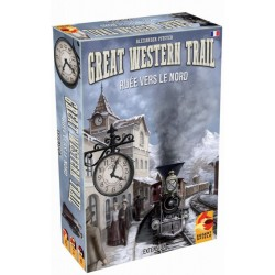 Great Western Trail - Ruée vers le nord