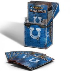 Heroes of Black Reach - Deck box Ultramarines