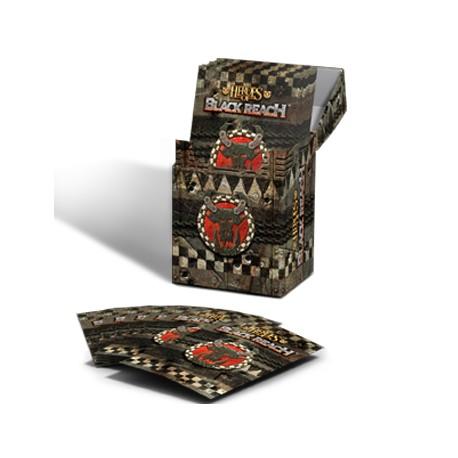 Heroes of Black Reach - Deck box Orks