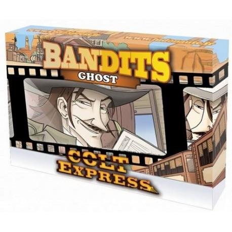 Colt Express - Bandits : Ghost