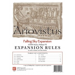 Ariovistus: A Falling Sky Expansion pas cher