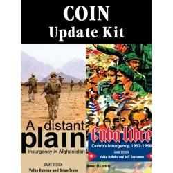 Cuba Libre / A Distant Plain - Kit de mise à jour pas cher