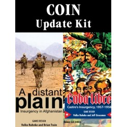 Cuba Libre/A Distant Plain 2nd Ed. Update Kit