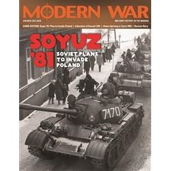 Modern War n°38 - Soyuz '81 pas cher