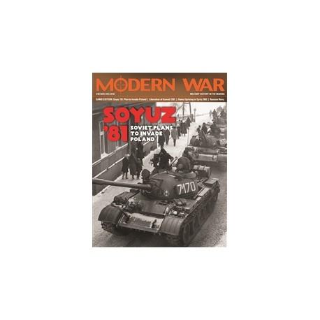 Modern War n°38 - Soyuz '81