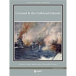 Folio Series - Coronel & the Falkland Islands