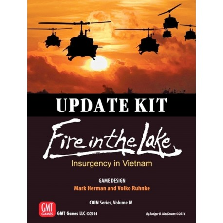 Fire in the Lake - update kit