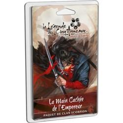 La Légende des Cinq Anneaux LCG - La Main Cachée de l'Empereur