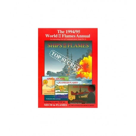 the 1994/1995 World in Flames Annual