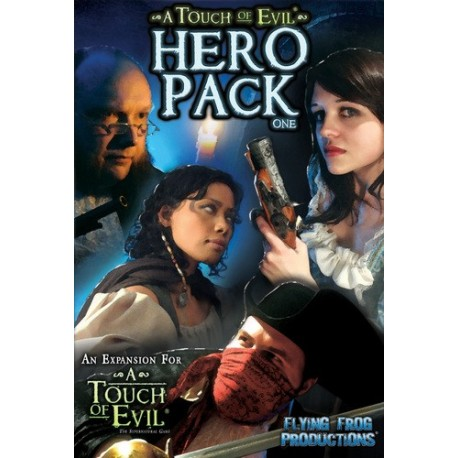 A Touch of Evil : Hero Pack one