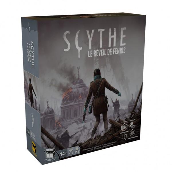 Scythe - Le Réveil de Fenris, Matagot