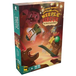 Meeple Circus - The Wild Animal & Aerial Show