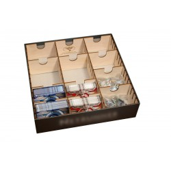 Unsleeved card game organizer