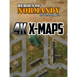 Heroes of Normandy 4K X-Maps